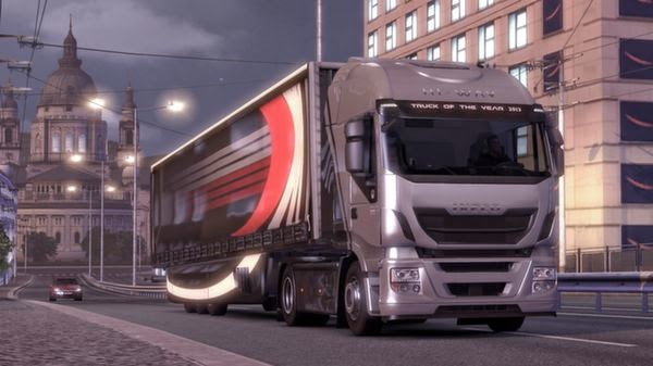 EURO TRUCK SIMULATOR 2 FULL VERSION