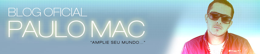 BLOG OFICIAL - PAULO MAC