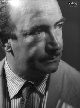 Retrato de Nicolás Muller