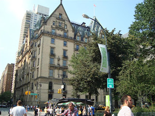 edifício Dakota building