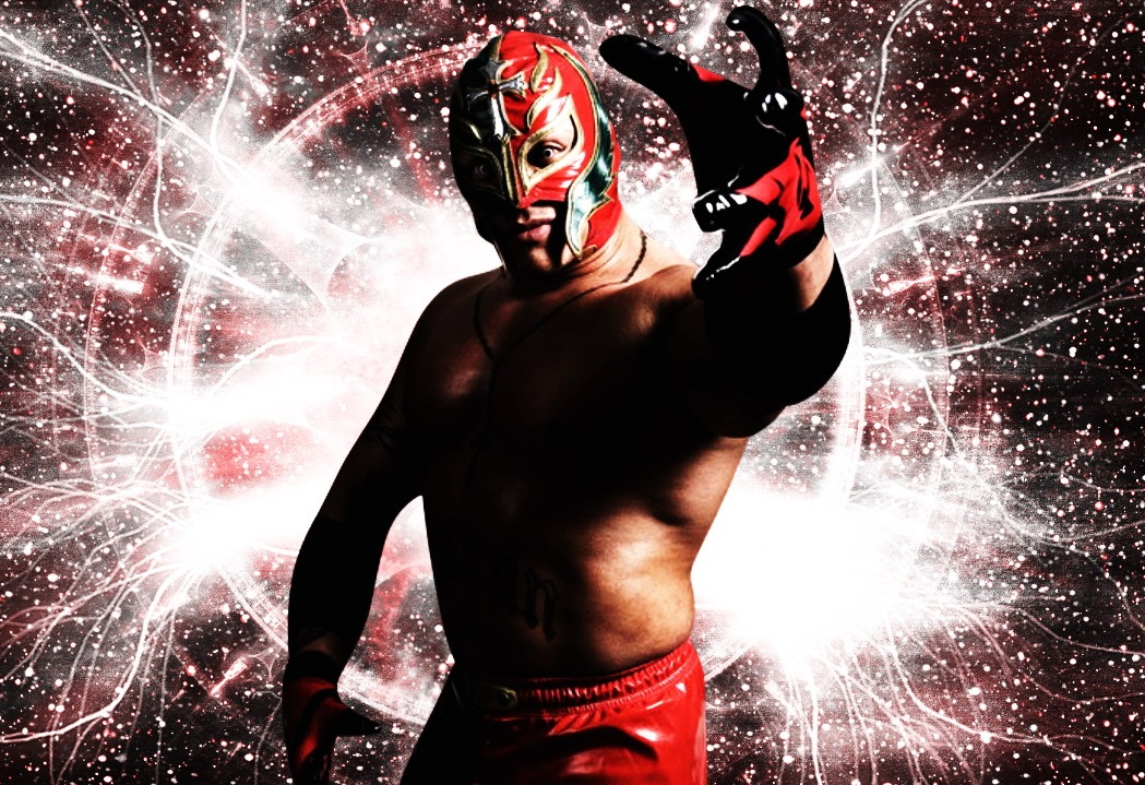 Wrestling Hits: WWE Rey Mysterio Wallpapers 2012
