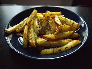 Ranskalaiset perunat resepti