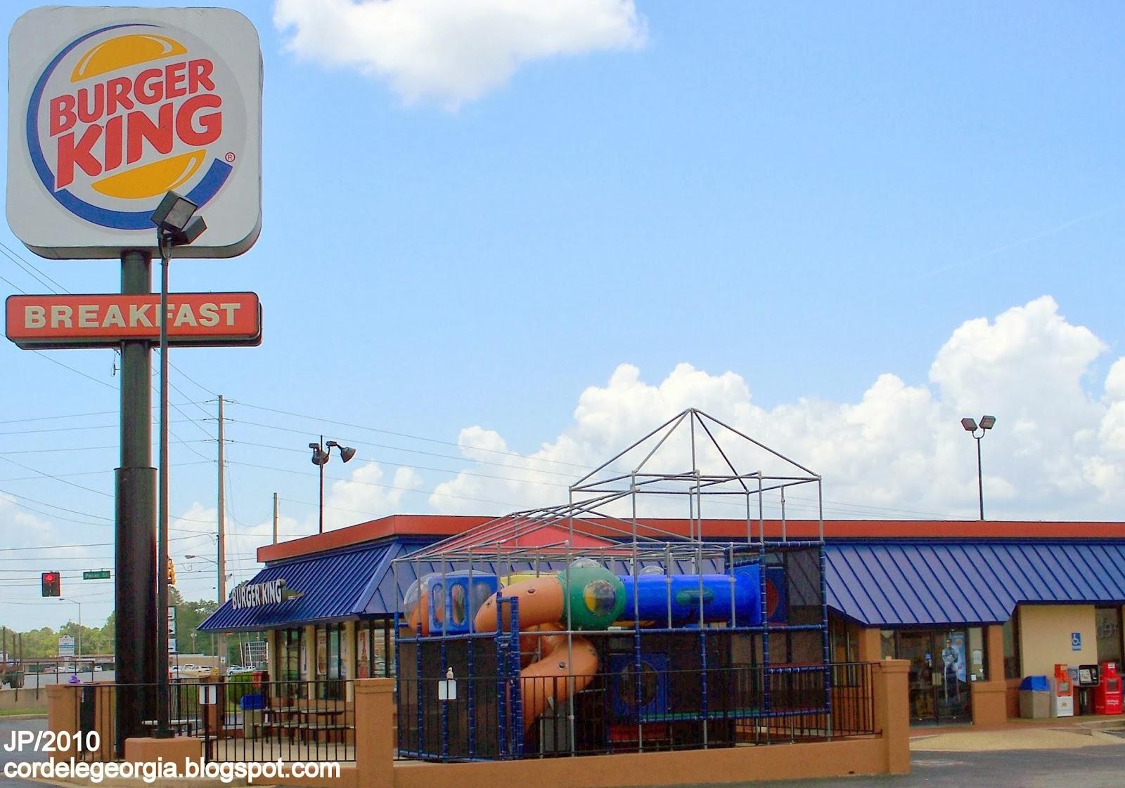 burger king restaurant near me