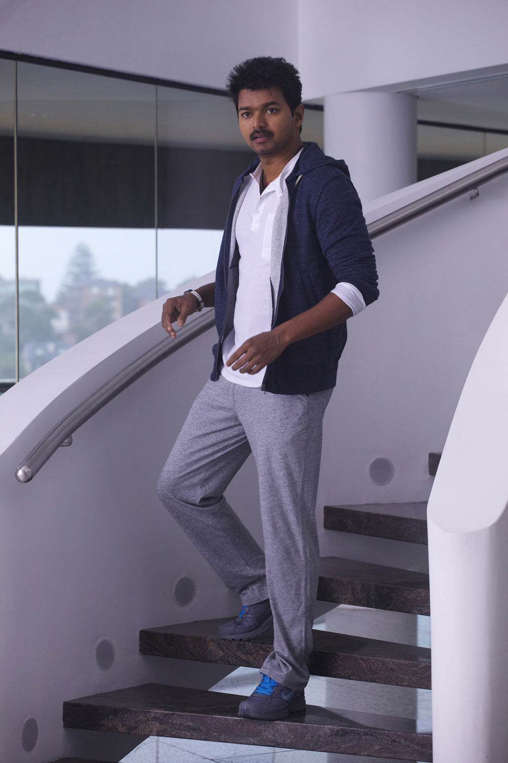 Vijay in Thalaiva Stills