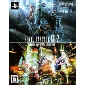 [PS3][ファイナルファンタジーXIII-2 デジタルコンテンツセレクション] ISO (JPN) Download