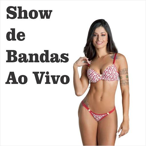 SHOW DE BANDAS ao vivo
