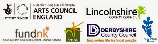 Dancing In Museums partner logos 2013