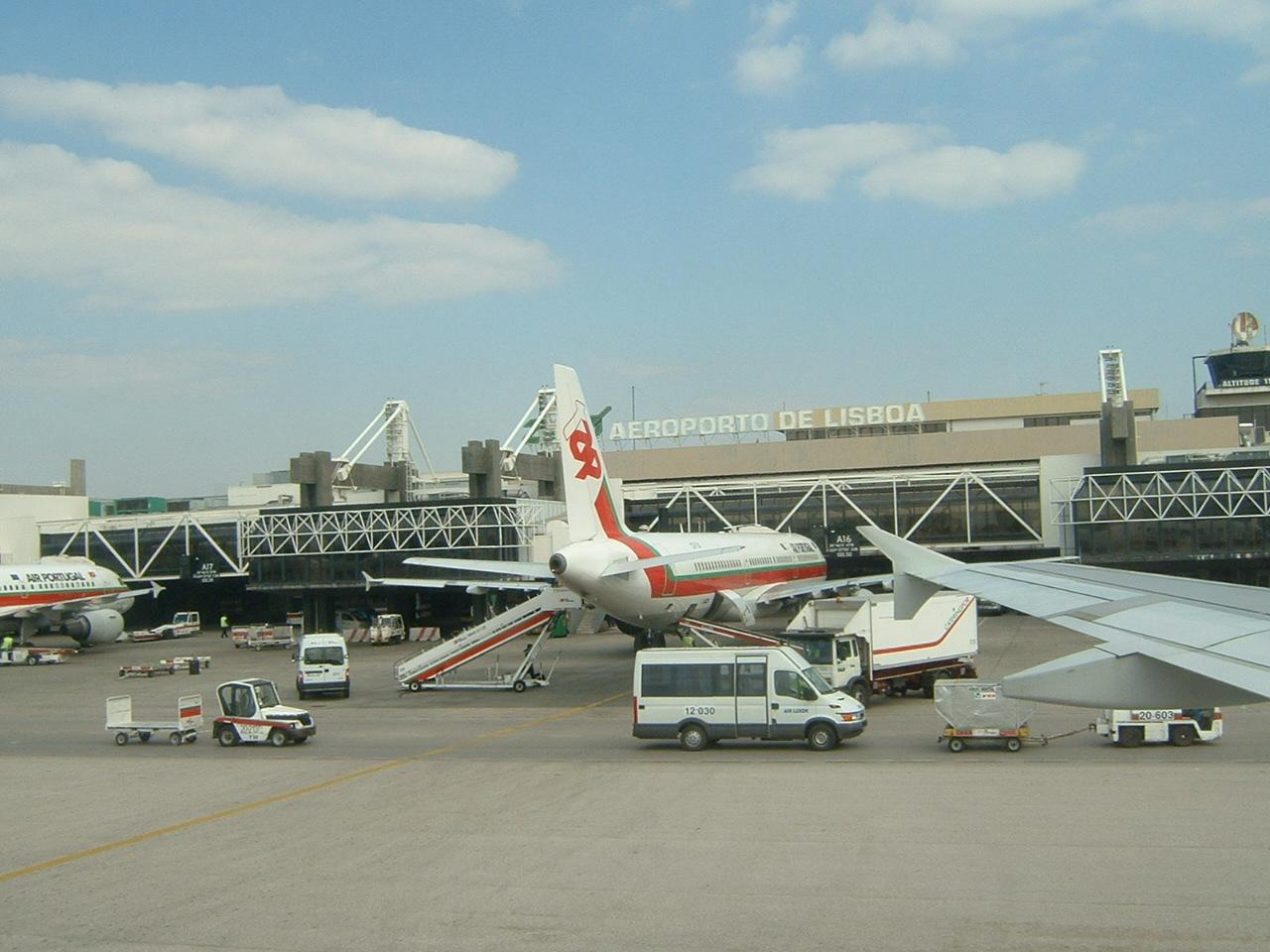 Aeroporto Lisbona : Geografia a rede nacional de aeroportos