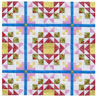 Golden Eye Quilt Pattern Book digital download by The Quilt Ladies