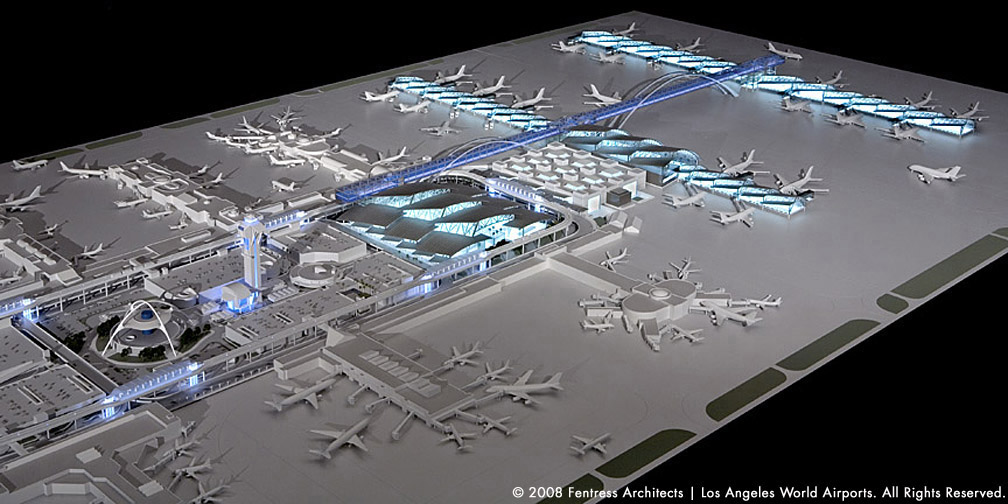 About Airport Planning Los Angeles Airport Lax New Tom Bradley International Terminal Tbit