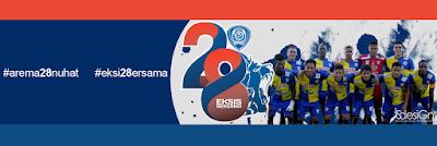 Download Wallpaper spesial ulang tahun AREMA ke 28 - Persembahan AzisJS
