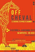 FESTIVAL OFF CHEVAL SAUMUR : CAPTON PARTICIPE AVEC LA GALERIE ESPRIT LAQUE