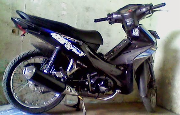 Kumpulan Foto dan Gambar Modifikasi Honda Absolute Revo 110