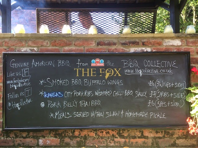 The BBQ Collective brings American BBQ to The Fox Inn, York