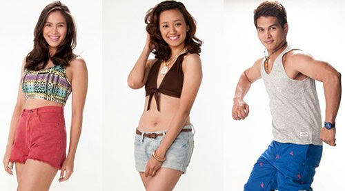 Michele Gumabao, Jayme Jalandoni, Ranty Portento