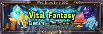 Bloodline Event Vital Fantasy