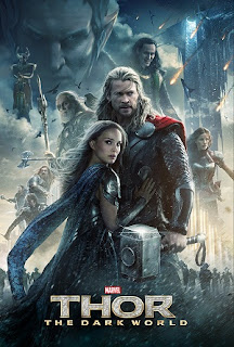 Poster for Marvel's sequel to Thor