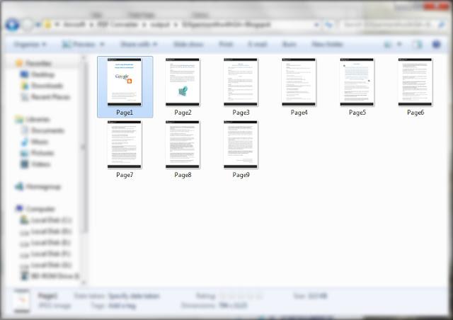 Cara Mengubah PDF ke Berbagai Format Lain (DOC, JPEG, HTML, TXT, dll)