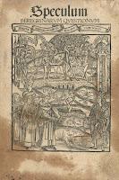 Título: Speculum peregrinarumquestionum. Autor: Sibylla, Bartholomaeus