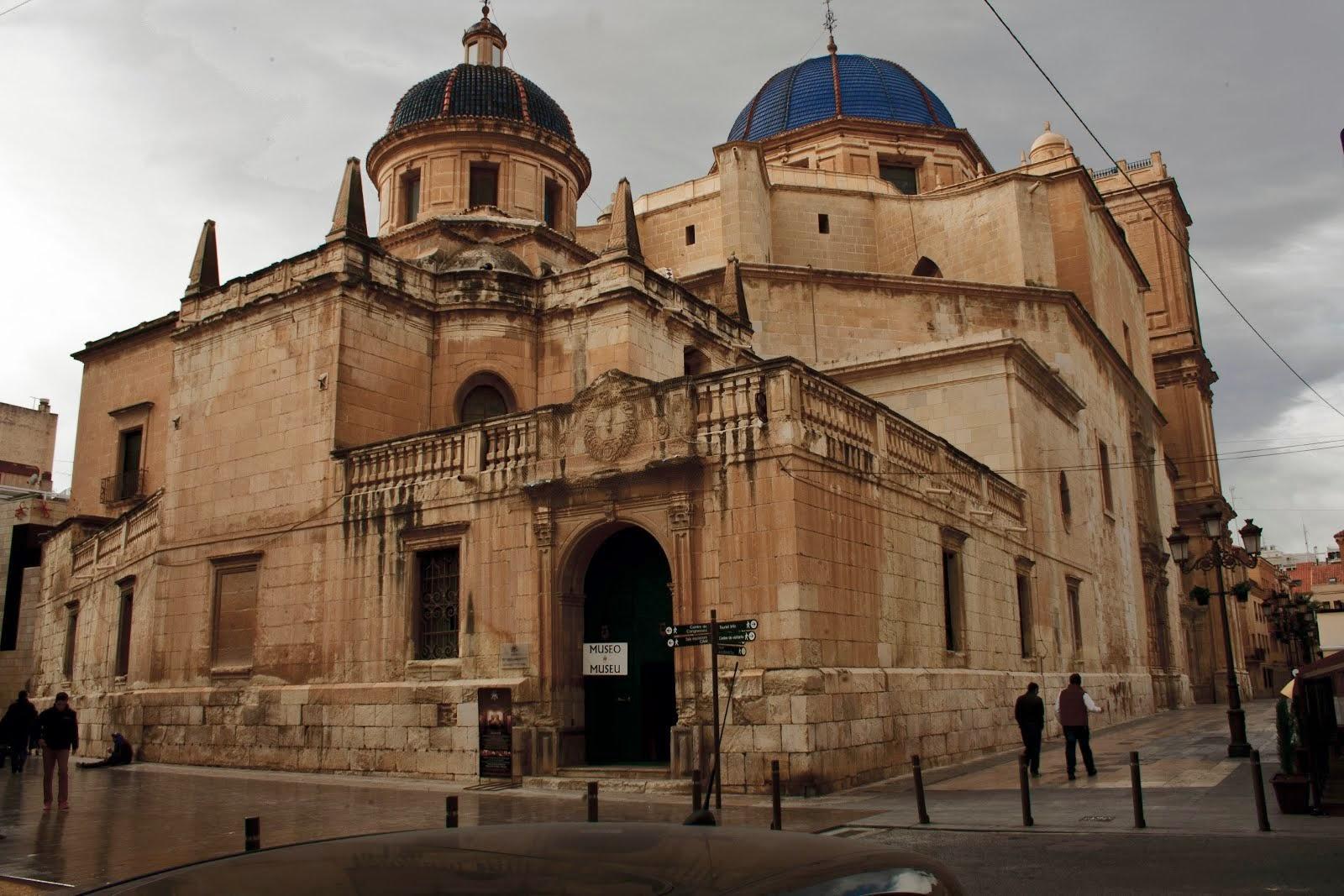 Basilica de Santa Maria Elche