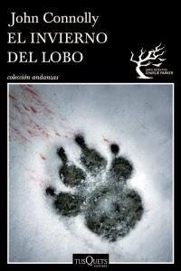 El invierno del lobo - Portada