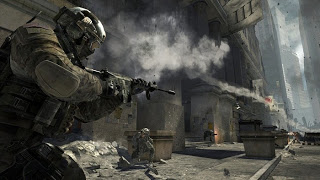 Call Of Duty Modern Warfare 3 screenshot