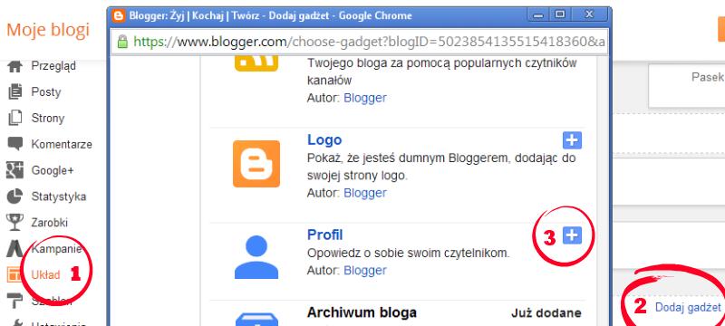 porady blogowe, blog design, dodawanie obrazów