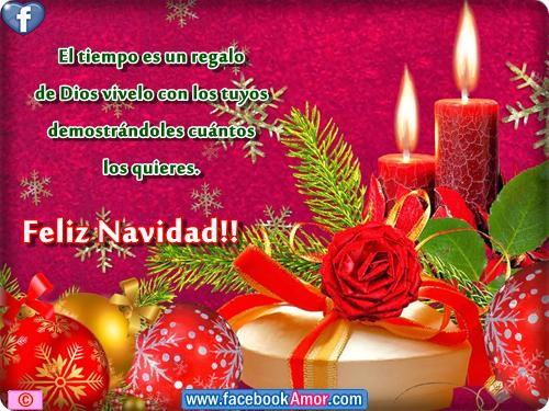 tarjetas navideas para facebook