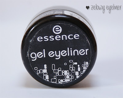 Essence gel eyeliner