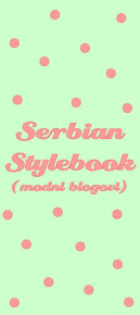 Serbian Stylebook