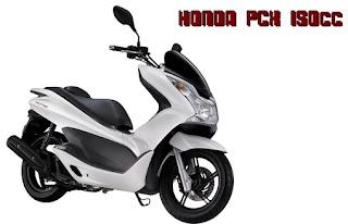 Harga dan Spesifikasi Motor Honda PCX 150