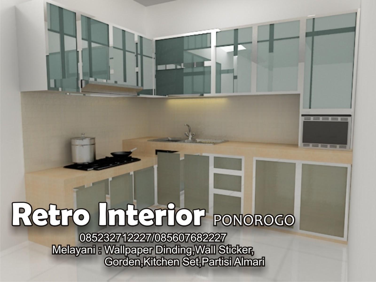 Kitchen Set Ponorogo 085607682227 085232712227 Pin Bb 5ad0821b