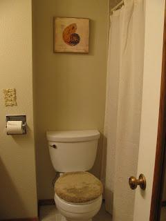 fabricdesigns: diy bathroom remodel