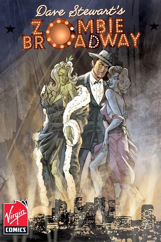 Dave Stewart's Zombie Broadway