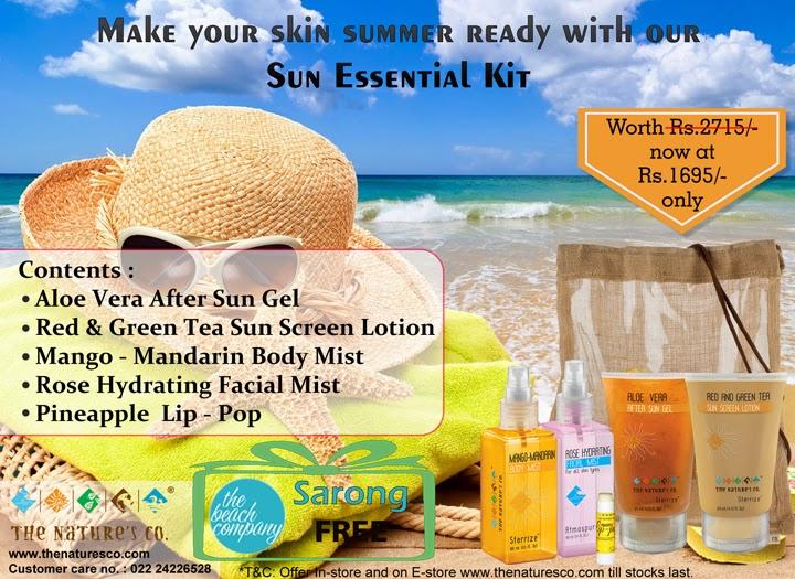 Sun Essential Kit
