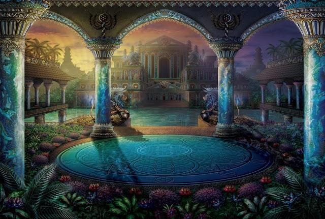 Templo da cura e da luz