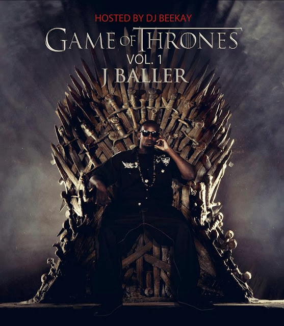 JB [JBaller] DISCUSSES GAME OF THRONES [Vol.1], HIS ALBUM AND THE HIGHLY ANTICIPATED KLEAR KUT ALBUM.