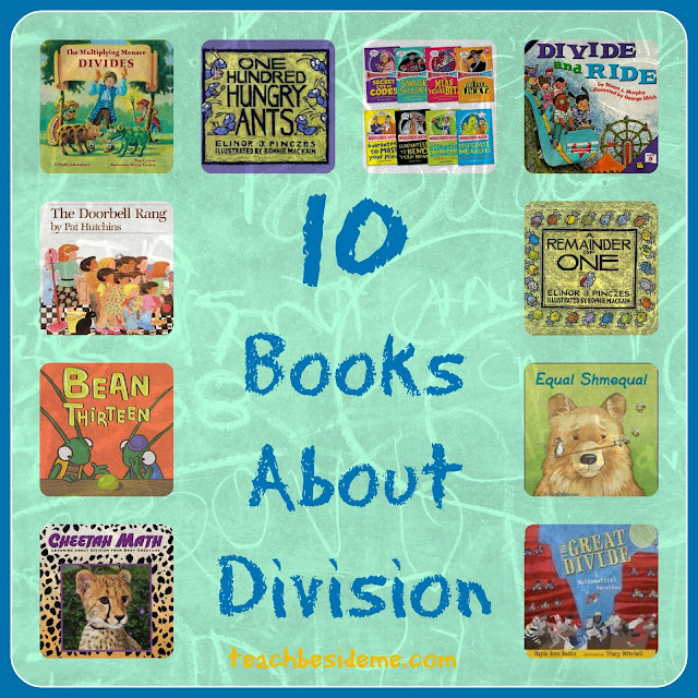 books to teach division