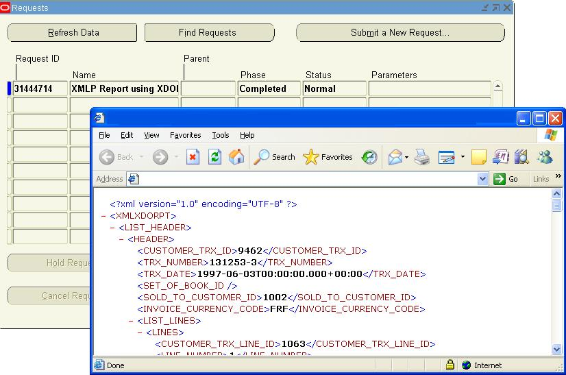 Be happy and make others to be happy xml publisher using for Date format in xml publisher template