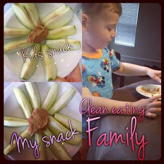 Healthy Snacks For Kids, Clean Eating Kids