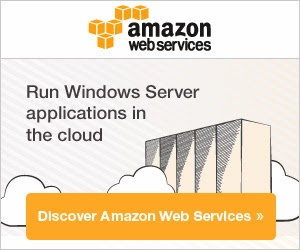 Run Windows Server applications in the Cloud