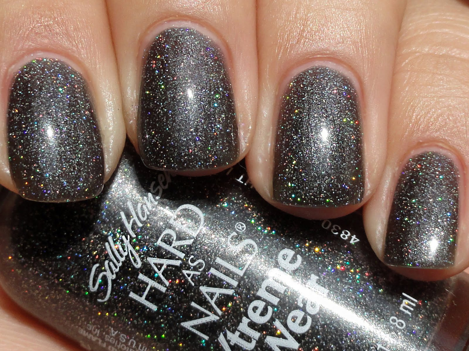 KellieGonzo: Sally Hansen Night Lights