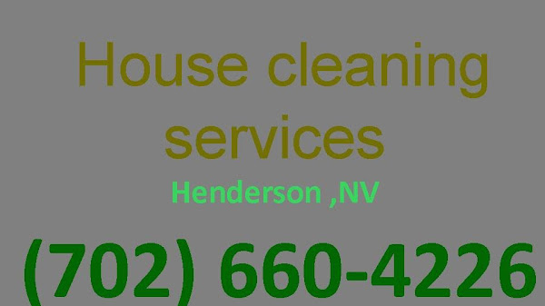 Boulder City, Nevada - House Cleaning Henderson Nv