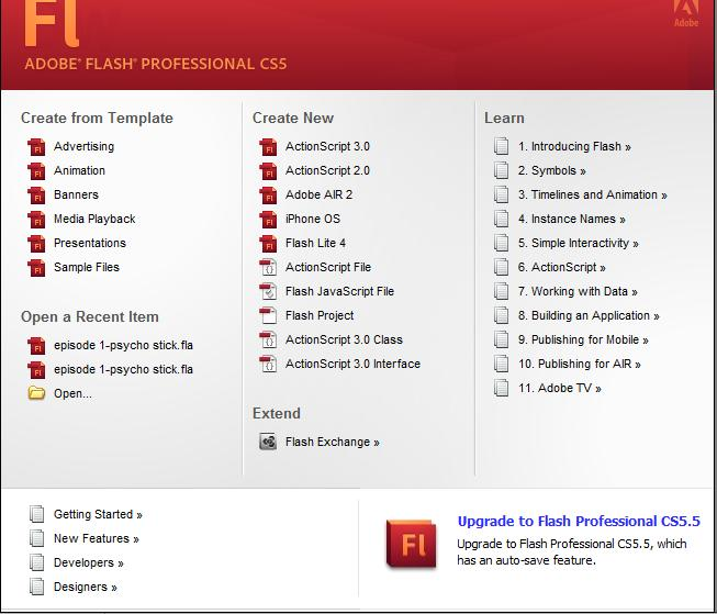 adobe flash cs5: what is adobe flash cs5, Flash Cs5 Presentation Template, Presentation templates