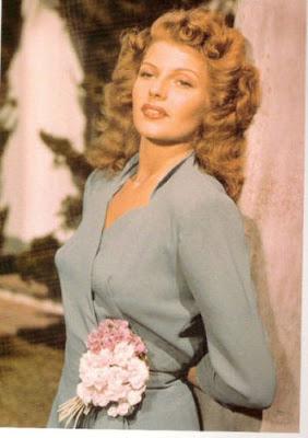 fotos de Rita Hayworth style