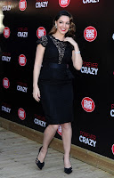 Kelly Brook  attends Crazy Horse Photocall
