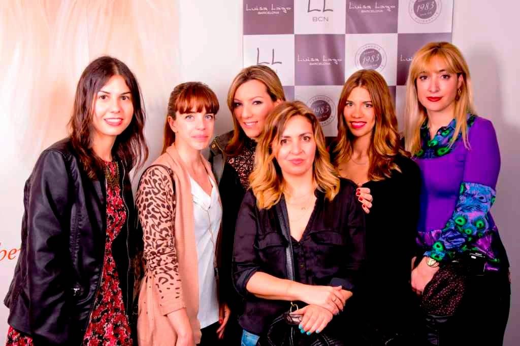 bcn bloggers evento estetica luisa lago barcelona