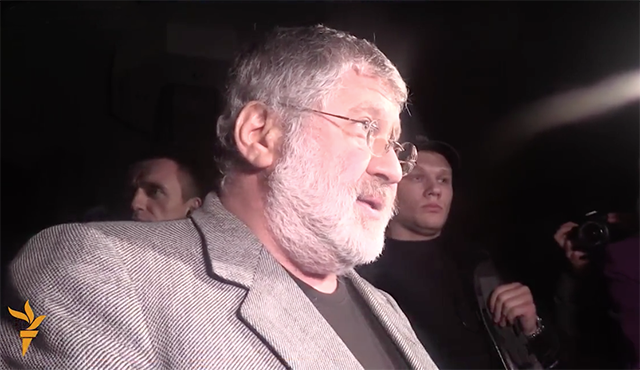 """Tra il governo e l'oligarca Kolomoisky si è scopiato un conflitto per il controllo di """"Ukrtransnafta"""""""