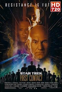 Ver pelicula Star Trek VIII: Primer contacto (Viaje a las Estrellas 8) (1996) gratis