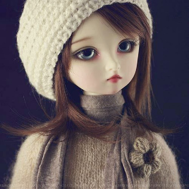 Most Beautiful Doll HD Wallpaper Free